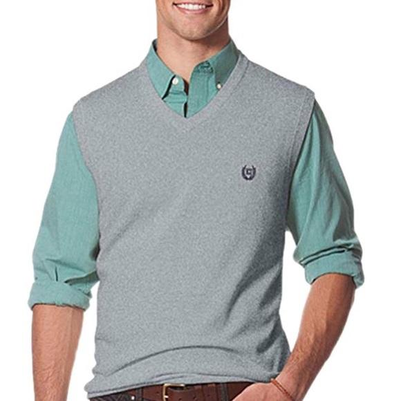 Chaps Sweaters Big Tall Sweater Vest Sz 2xlt Poshmark